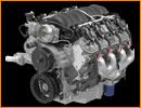 GM LS свап двигателя