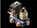 Клапаны с контроллером давления для впрыска метанола