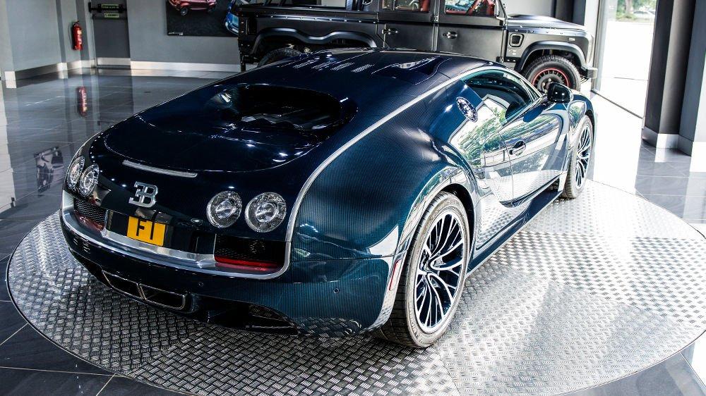 Bugatti Veyron Reviews  Bugatti Veyron Price Photos and