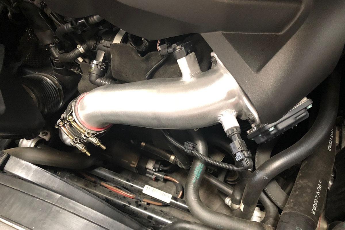 Новый продукт: Evolution Racewerks Charge Pipe Kit для BMW B46/B48