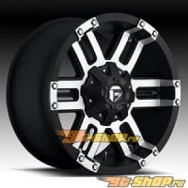 Литые диски Fuel D504 GAUGE