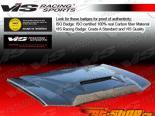 Пластиковый капот Outlaw Type 1 для GMC Sierra 1999-2006