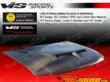Пластиковый капот Outlaw Type 2 на GMC Sierra 1999-2006