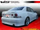 Пороги на Toyota Altezza/Lexus IS 300 2000-2005 Techno R