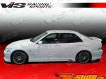 Пороги на Toyota Altezza/Lexus IS 300 2000-2005 Tracer