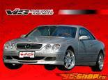Обвес по кругу на Mercedes W215 2000-2006 B Spec