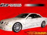 Аэродинамический Обвес на Mercedes W215 2000-2006 Laser