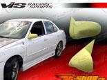 Боковые зеркала на Nissan Sentra 2000-2006 Bullet