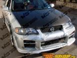 Карбоновый капот для Nissan Sentra 2000-2003 стандартный Стиль