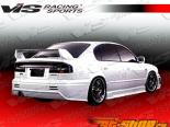 Спойлер на Subaru Legacy 2000-2004 Prodigy