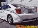 Задняя губа для Toyota Celica 2000-2005 Techno R