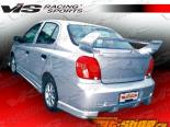 Задний бампер для Toyota Echo 2000-2004 Tracer