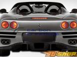 Задний бампер для Ferrari 360 2000-2004 F-1 Spec Карбон