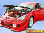Аэродинамический Обвес на Toyota Celica 00-05 EVO 4 Duraflex