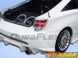 Задний бампер на Toyota Celica 00-05 Vader Duraflex