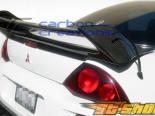 Спойлер на Mitsubishi Eclipse 2000-2005 Shine Карбон