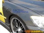 Крылья для Lexus IS300 00-05 стандартный Карбон