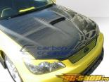 Карбоновый капот на Toyota Altezza/Lexus IS300 2000-2006 Supersport Стиль