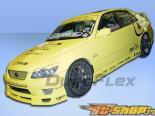 Накладки по кругу для Toyota Altezza/Lexus IS 300 2000-2005 V-Speed Duraflex