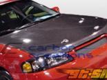 Карбоновый капот для Nissan Sentra 00-03 стандартный Стиль