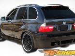 Пороги CSL Look для BMW X5 2000-2006