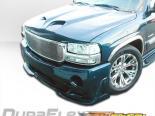 2000-2006 GMC Yukon/ 1999-2006 Sierra Platinum передний  бампер