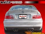 Задний бампер для BMW E46 2001-2005 CSL Карбон