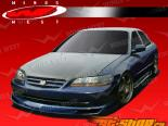 2001-2002 Honda Accord Седан JPC обвес по кругу Полиуретан