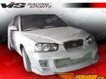 Обвес по кругу на Hyundai Elantra 2001-2003 Ballistix