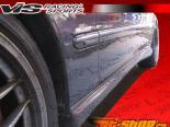 Пороги для Mercedes W203 2001-2007 Euro Tech 2