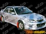 Пороги для Mazda Protege 2001-2003 Cyber 2