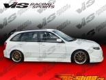 Пороги на Mazda Protege 2001-2003 Spike