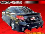 Задний бампер Evo 4 на Saturn SC2 2001-2002