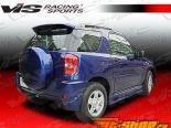 Задний бампер для Toyota RAV 4 2001-2004 Techno R