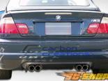Задний диффузор для BMW E46 01-06 CSL Карбон