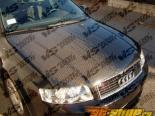 Карбоновый капот VIS Racing стандартный Стиль на Audi S4 04+