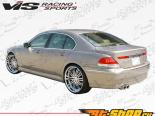 2002-2005 Bmw 7 Series E65 Седан ACT задний Lip