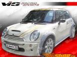 Пороги для Mini Cooper 2002-2007 M Speed