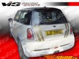 Задние накладки на крылья для Mini Cooper 2002-2007 M Speed