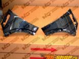 Крылья на Mini Cooper 2002-2007 стандартный Карбон