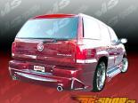 Задний бампер для Cadillac Escalade 2002-2006 Outcast