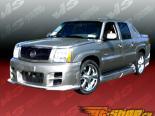 Обвес по кругу на Cadillac Escalade 2002-2006 Outcast
