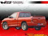 Спойлер для Dodge Ram 2002-2008 SRT