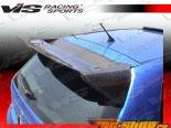 Спойлер для Honda Civic 2002-2005 Techno R Карбон