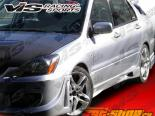 Пороги на Mitsubishi Lancer 2002-2007 Rally
