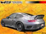 Задний бампер на Porsche 911 2002-2004 A Tech