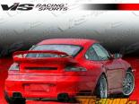 Задний бампер для Porsche 911 2002-2004 G Tech
