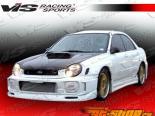 Накладка на капот для Subaru WRX 2002-2003 STI Стиль