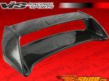 Спойлер для Subaru Impreza WRX STi  2002-2007 STI 3D Карбон
