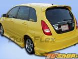 Задний бампер для Suzuki Aerio 2003-2006 Drifter Duraflex